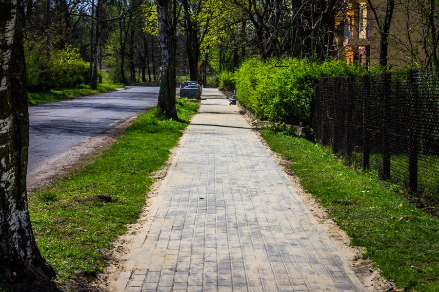 Solskiego chodnik gotowe1