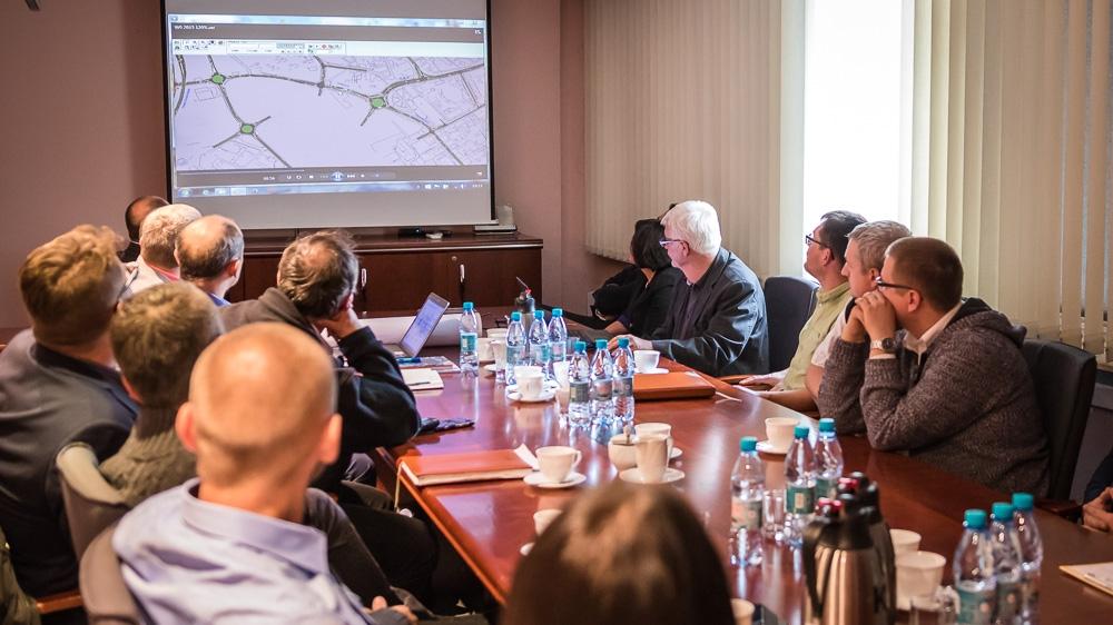 Komunikat KBRD odnośnie organizacji ruchu w śródmieściu