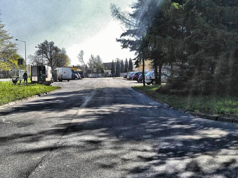 MZDiM remontuje osiedlowe parkingi