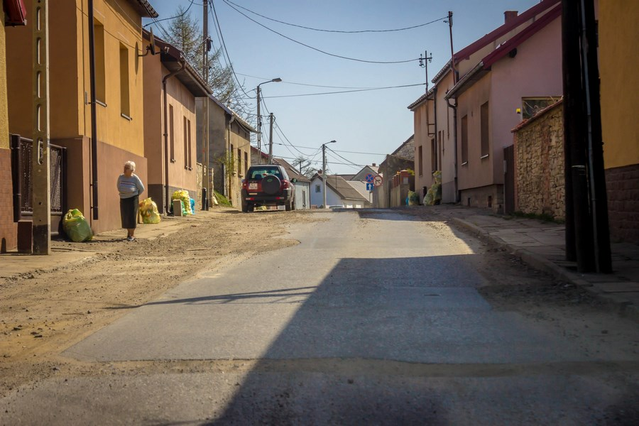 Przebudowa ulicy Obrońców Poczty Gdańskiej