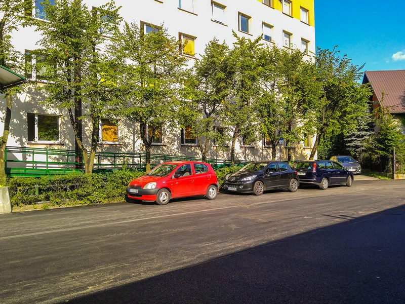 Północna parking po2.