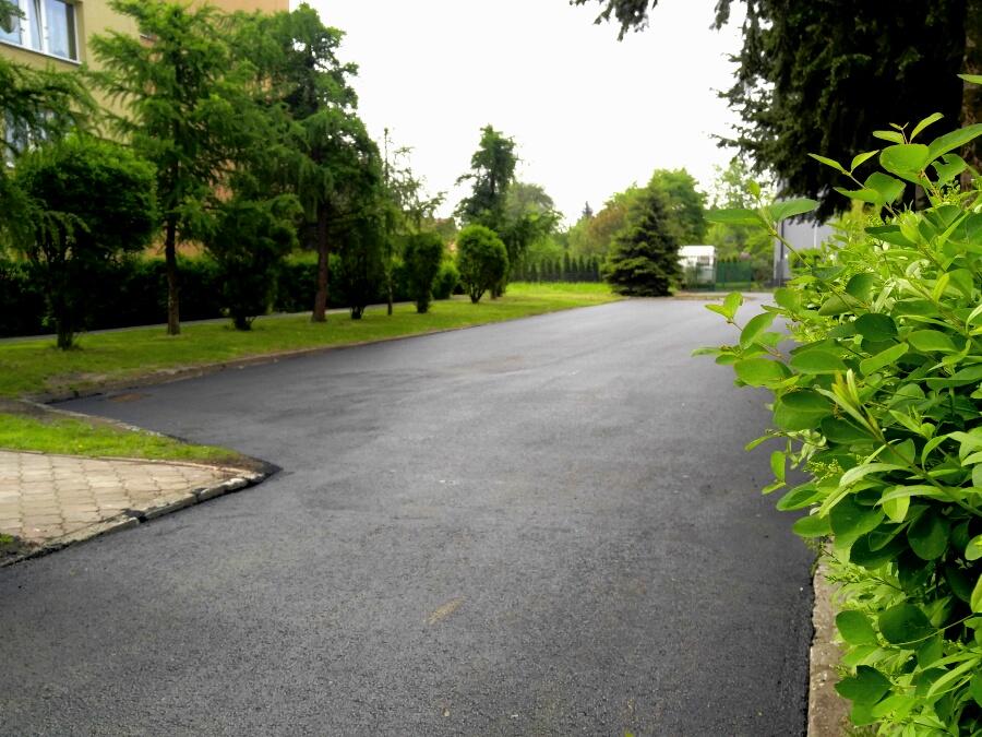 Remontów parkingów ciąg dalszy