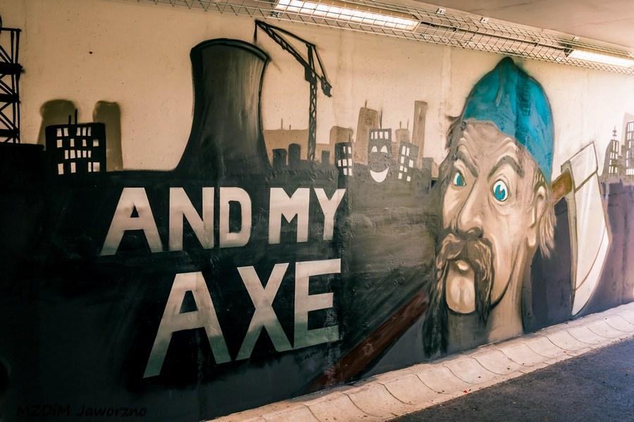 Malujemy miejskie mury!