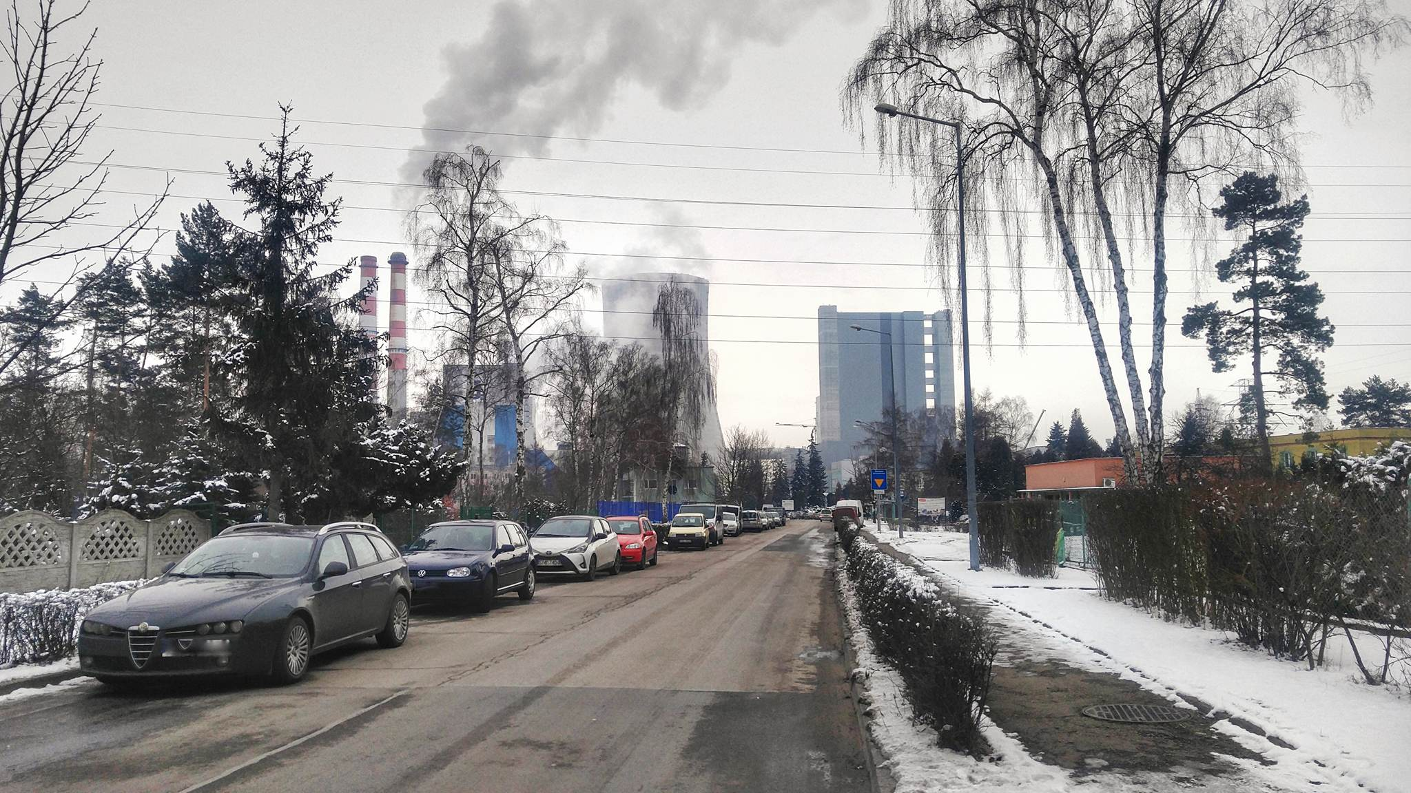 Zmiany w organizacji ruchu na ul. Energetyków od 1 marca