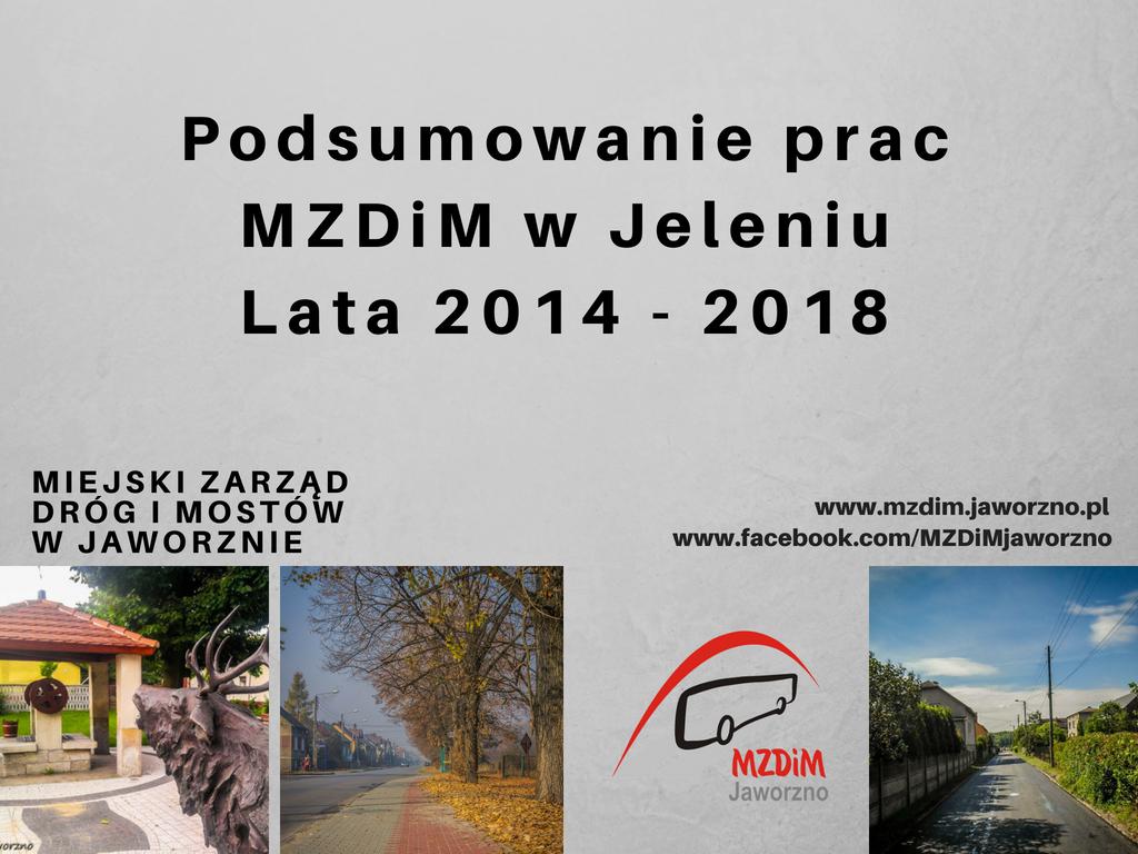 Piękniejsze dzielnice - Jeleń