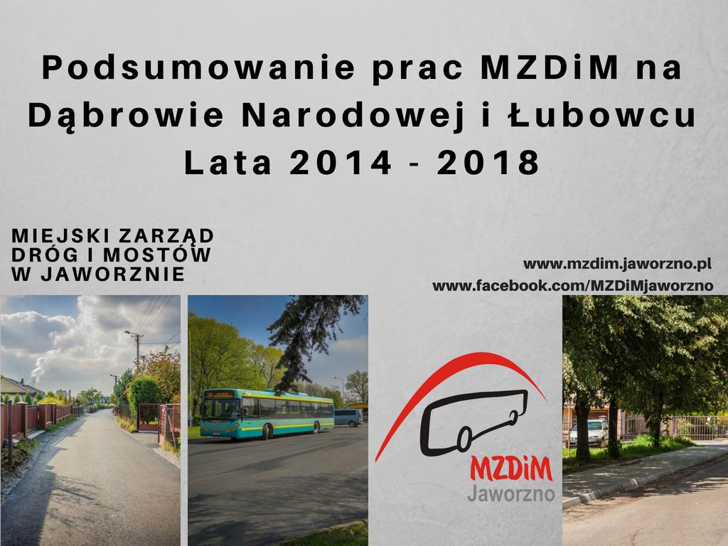 Piękniejsze Jaworzno - Dąbrowa Narodowa i Łubowiec