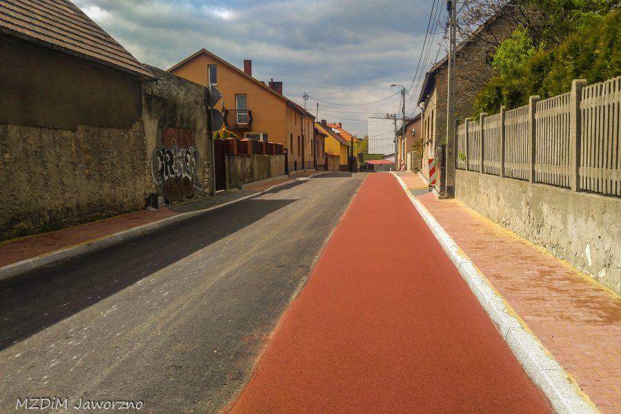 OPG czerwony asfalt 2