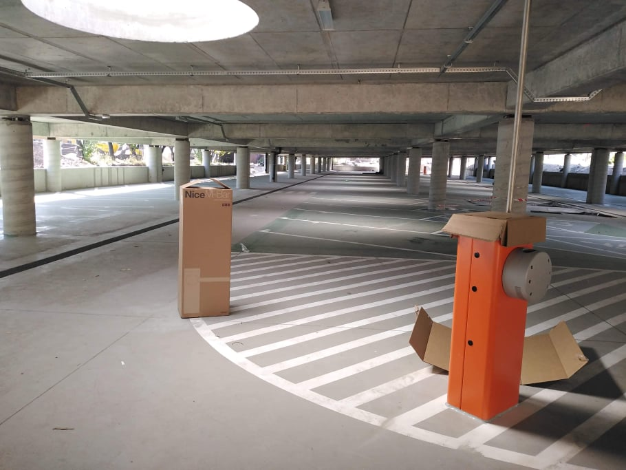 parking hala