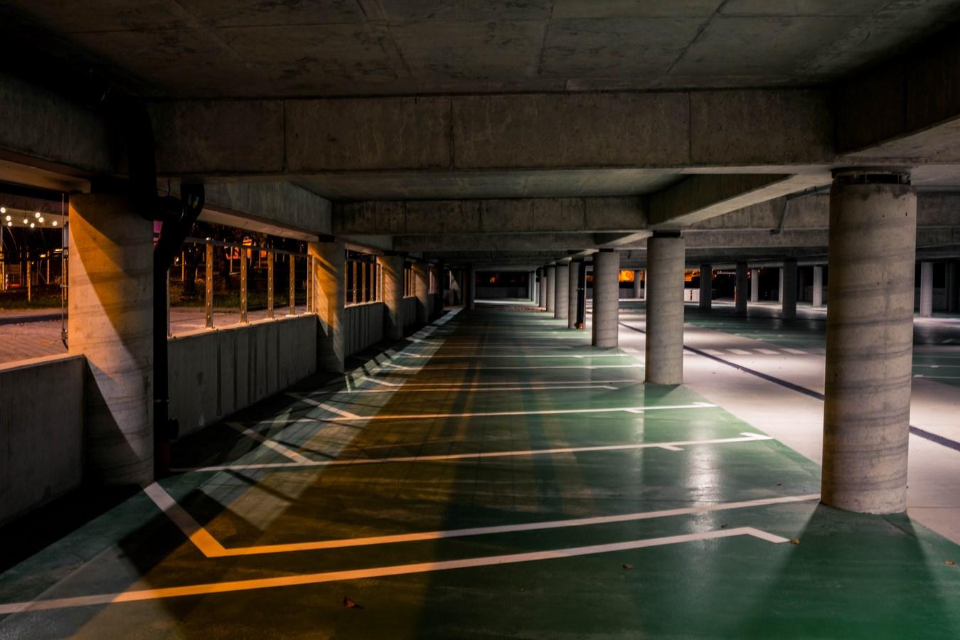 Otwarcie parkingu MCIT w Centrum - faza testowa