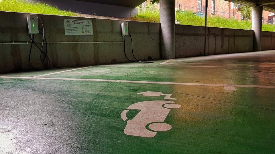 MCIT – podładowywanie samochodów elektrycznych